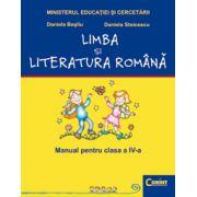 Manual Limba si Literatura Romana pentru clasa a IV-a - Daniela Besliu imagine librariadelfin.ro