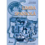 Limba spaniola. Manual pentru clasa a X-a, Limba 1 - Sorina Simion imagine librariadelfin.ro
