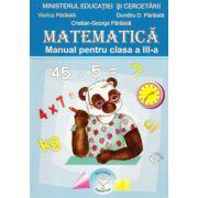 Matematica. Manual pentru clasa a III-a - Dumitru Paraiala imagine librariadelfin.ro