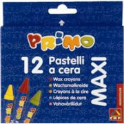 Creioane cerate Morocolor Maxi, 12 culori/ cutie imagine librariadelfin.ro