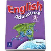 English Adventure, Pupils Book, level 2, Plus Picture Cards imagine librariadelfin.ro