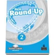 Round-Up 2, New Edition, Teacher's Book. With CD-Rom Pack - Jenny Dooley imagine librariadelfin.ro
