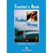 Reading and Writing, Targets 3, Teacher's Book - Virginia Evans, Jenny Dooley imagine librariadelfin.ro