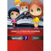 Limba si literatura romana - caiet de aplicatii pentru clasa a VII-a imagine librariadelfin.ro