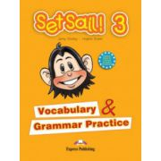 Set Sail 3. Vocabulary and Grammar Practice, Curs limba engleza - Virginia Evans