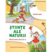 Stiinte Ale Naturii- Manual Pentru Clasa A Iii-a (radu Dumitra)