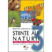 Stiinte ale naturii. Manual pentru clasa a III-a - Tudora Pitila imagine librariadelfin.ro