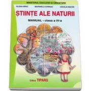 Stiinte ale naturii. Manual pentru clasa a IV-a - Elena Ibric imagine librariadelfin.ro