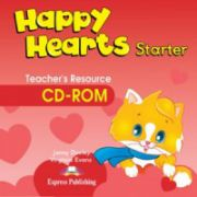 Happy Hearts, Starter CD-ROM, Teachers Resource - Jenny Dooley