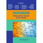 Teste pentru clasele de excelenta la chimie (Daniela Bogdan) imagine librariadelfin.ro