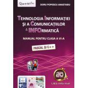 Manual TIC si Informatica, clasa a VI-a - Doru Anastasiu Popescu imagine librariadelfin.ro