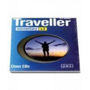 Traveller Elementary level Class CDs pentru clasa a IV-a (Mitchell H. Q.,) imagine librariadelfin.ro