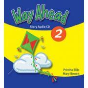 Way Ahead 2, Story Audio CD,( Audio recordings of the 'Reading for Pleasure' and from the Pupil's Book) imagine librariadelfin.ro