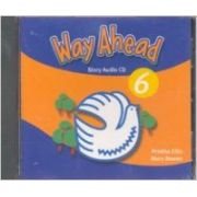 Way Ahead 6, Story Audio CD, (Audio recordings of the 'Reading for Pleasure' and from the Pupil's Book)