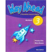 Way Ahead 3, Workbook, Caiet de limba engleza pentru clasa a V-a imagine librariadelfin.ro