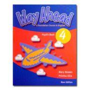 Way Ahead 4, Manual de limba engleza pentru clasa a VI-a. Pupil's Book - Mary Bowen