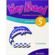 Way Ahead 5, Grammar Practice Book, (Caiet de gramatica engleza pentru clasa IV-a)