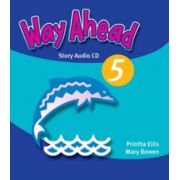 Way Ahead 5, Story CD. Audio recordings of the 'Reading for Pleasure' and from the Pupil's Book