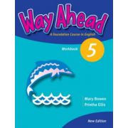 Way Ahead 5, Workbook, Caiet de limba engleza pentru clasa a IV-a, (Editie Revizuita )