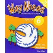 Way Ahead 6, Manual de limba engleza pentru clasa a VIII-a, Revised student's book. With CD-ROM Pack - Mary Bowen