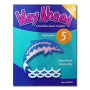 Way Ahead 5, Manual de limba engleza pentru clasa a VII-a, Revised student's book. With CD-ROM Pack - Mary Bowen