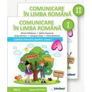 Comunicare in limba romana. Caietul elevului pentru clasa I, Semestrele I si II - Stefan Pacearca