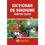 Dictionar de sinonime pentru elevi imagine librariadelfin.ro