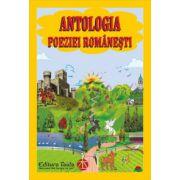 Antologia poeziei romanesti imagine librariadelfin.ro