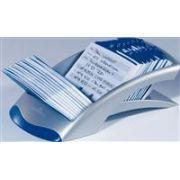 Agenda telefonica Durable, argintiu metalizat imagine librariadelfin.ro