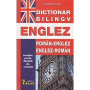 Dictionar bilingv roman-englez, englez-roman