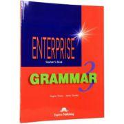 Manualul elevului pentru clasa a VII-a. Carte de gramatica. Enterprise Grammar 3 (SB) - Virginia Evans, Jenny Dooley imagine librariadelfin.ro