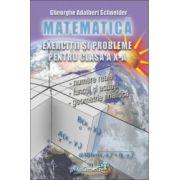 Exercitii Si Probleme Pentru Clasa A X-a (matematica)