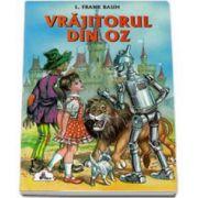 Frank L. Baum - Vrajitorul din Oz (Colectia Piccolino) imagine librariadelfin.ro