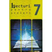 Lecturi pentru scolari clasa VII-a imagine librariadelfin.ro