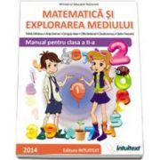 Matematica si explorarea mediului. Manual pentru clasa a II-a, Semestrul I - Stefan Pacearca imagine librariadelfin.ro