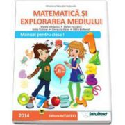 Matematica si explorarea mediului, Manual pentru clasa I, Semestrul II. Contine CD - Anita Dulman imagine librariadelfin.ro