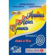 Auxiliar de Aritmetica - clasa a VI-a, sem I (2013) imagine librariadelfin.ro