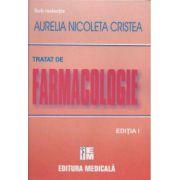 Tratat de farmacologie - Aurelia Nicoleta Cristea imagine libraria delfin 2021