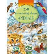 250 de curiozitati despre Animale imagine librariadelfin.ro