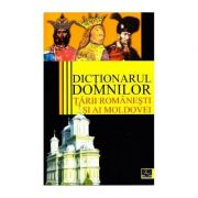 Dictionarul domnilor Tarii Romanesti si ai Moldovei