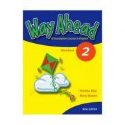 Way Ahead 2 Workbook, Caiet de limba engleza, clasa a IV-a, (Prinha Ellis) imagine librariadelfin.ro