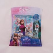 Pix mascota + Notes Frozen FRZ3915