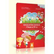 Educatie civica - auxiliar clasa a IV-a (Aglaia Buduroi) imagine librariadelfin.ro