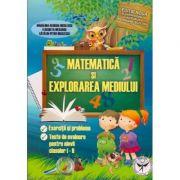 Exercitii si probleme. Teste de evaluare pentru elevii claselor I-II - Elisabeta Mesaros