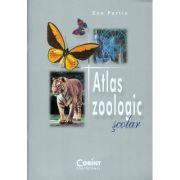 Atlas zoologic scolar - Zoe Partin imagine librariadelfin.ro