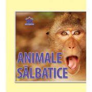 Animale salbatice. Carti evantai