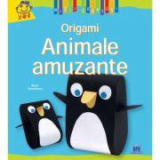 Imagine Animale Amuzante - Origami - Denise Cauquetoux