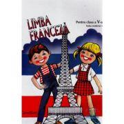 Limba franceza. Manual pentru clasa V-A, Limba1 - Mariana Popa, Angela Soare imagine librariadelfin.ro