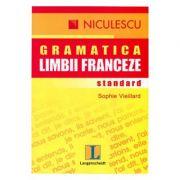 Gramatica standard a limbii franceze (Sophie Vieillard)
