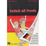 Deutsch mit Freude - Aurelia Profeanu imagine librariadelfin.ro